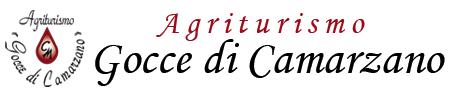 Gocce di Camarzano – agriturismo camere agriturist bed & breakfast alloggi fabriano ancona jesi marche italia Logo